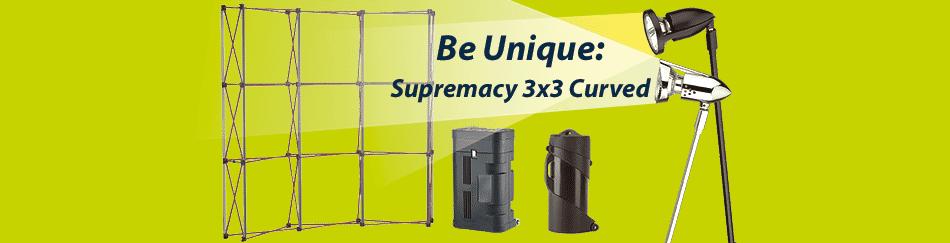 Supremacy banner