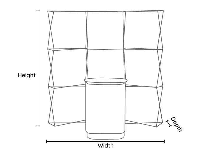 Advantage Curved Line Drawing