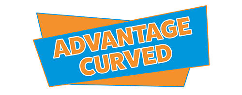 Advantage Curved Title