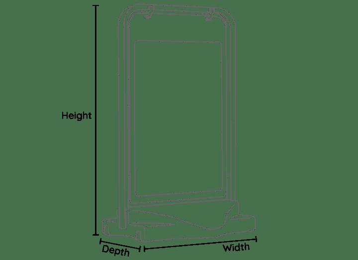 Aquabase Swap Line Drawing