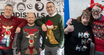 Christmas Jumpers Day 2019