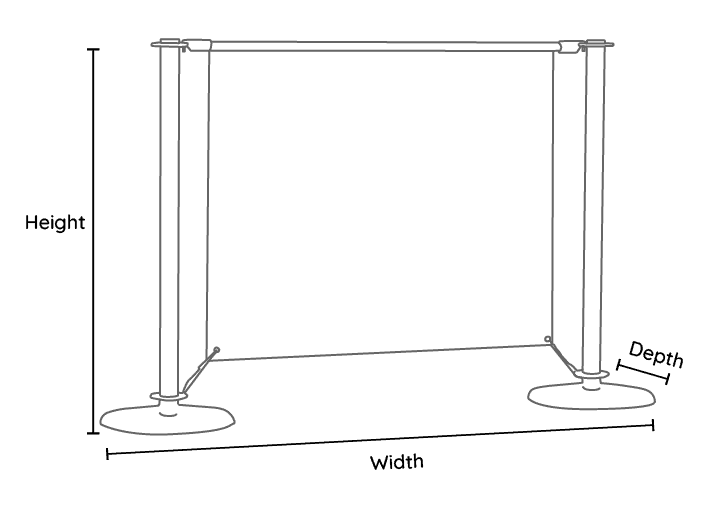 Medio Slide Line Drawing