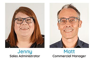 Meet Matt and Jenny