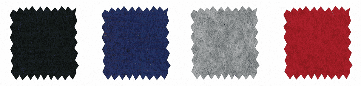 Omega Fabric Colours