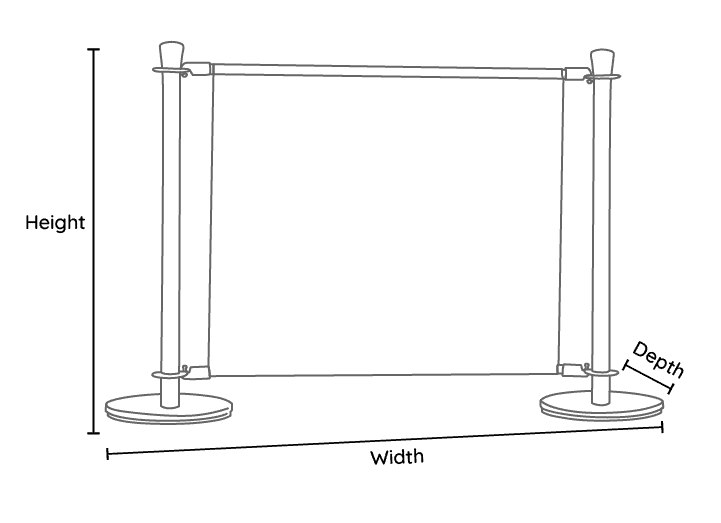 Primo Slide Line Drawing
