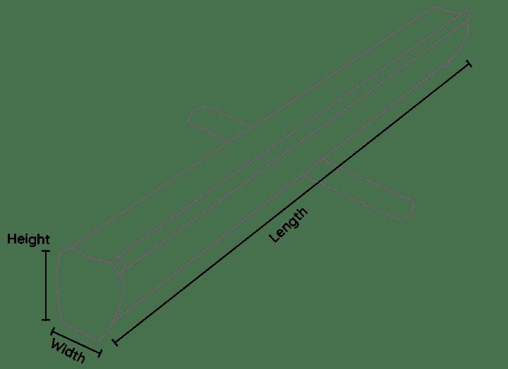 Zeta Line Drawing
