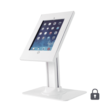 iPad Secure Counter Top Kiosk