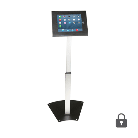 ipad holder with lock