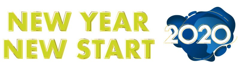 New Year New Start Blog