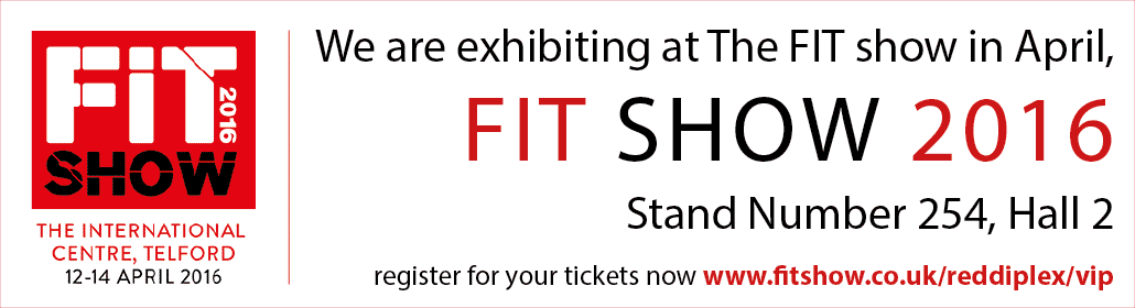 Fit Show VIP Ticket 2016