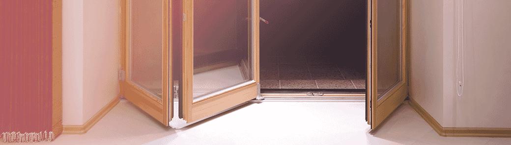 Bi-fold and sliding doors