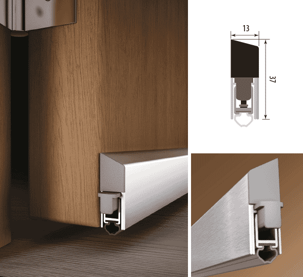 Harmony Acoustic Surface Mounted Drop Down