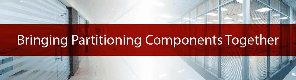 Partitioning Componants news header