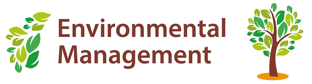 Environmental Management News header