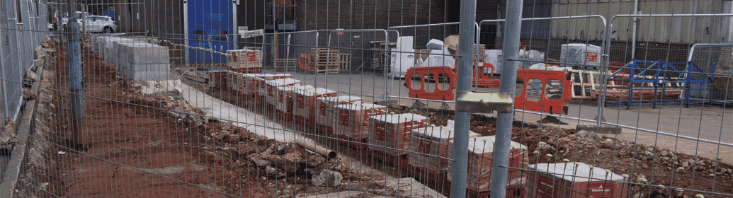 Refurbishment and extension to factory 1