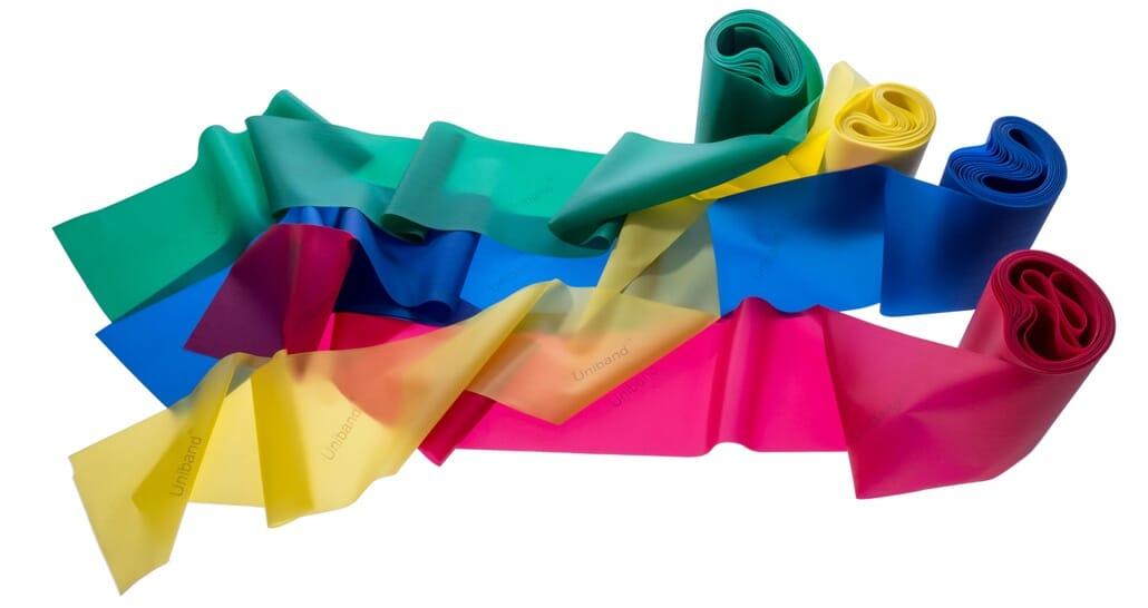 Uniband mit vielfachen Farben